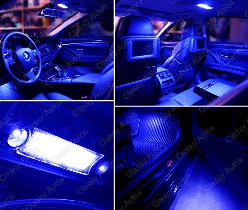 Attractive Amazon.com: Classy Autos BMW 3 Series ULTRA BLUE LED Lights Interior  Package Kit M3 E46 (9 Pieces): Automotive