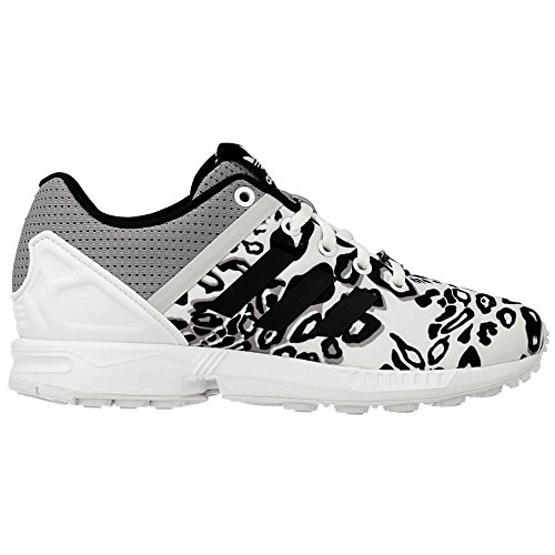 Adidas - Adidas Zx Flux Split K Scarpe Sportive Donna Bianche Tela S78735 Varios colores