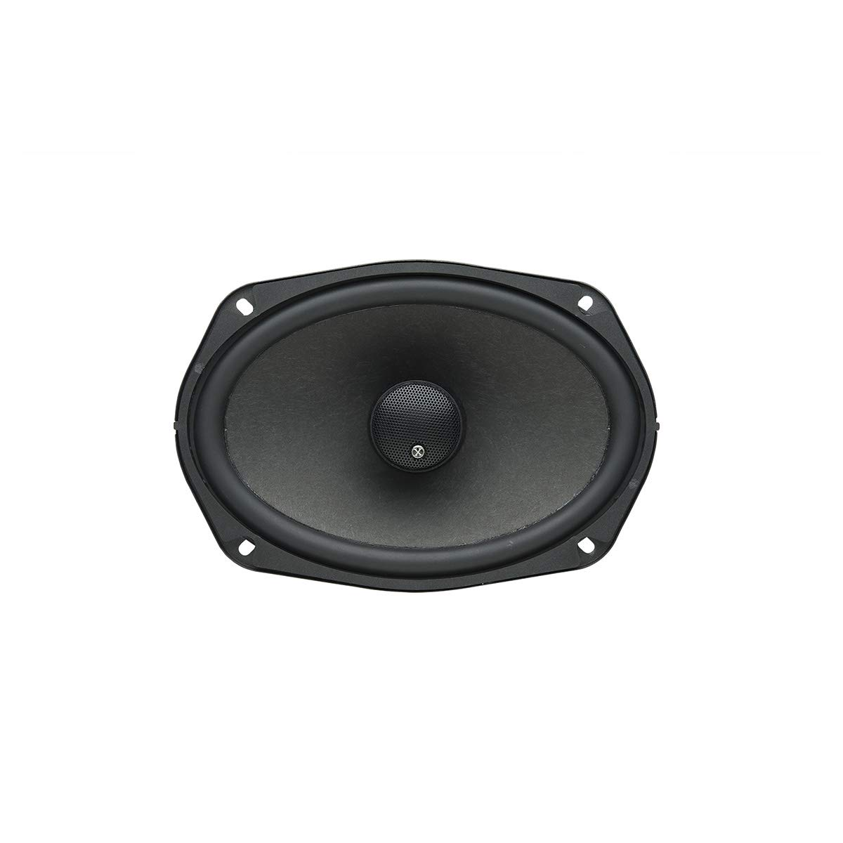 PowerBass 2XL-653T 6.5 240W Thin Full Range Car Audio Speakers