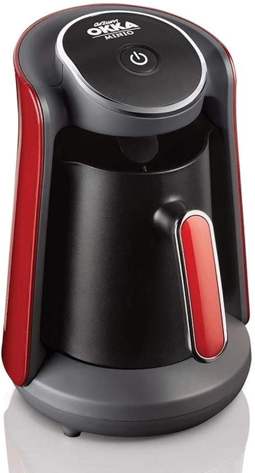 LinZX Café, cafetera 4 Tazas Lavable, su Sistema de Alarma de ...