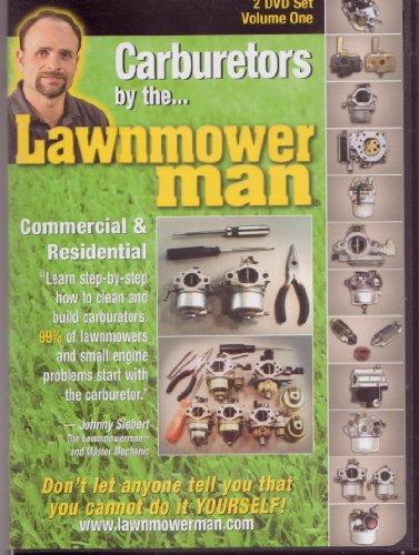 Carburetors by the Lawnmower Man, 2 DVD Set Volume One