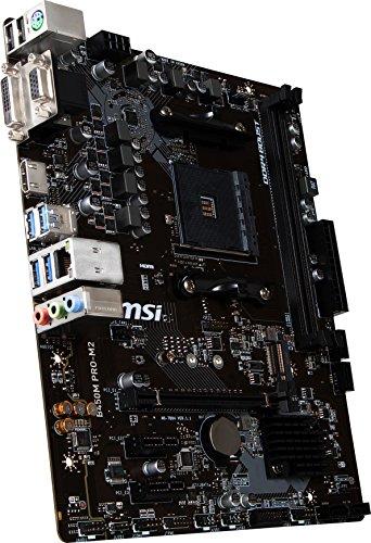 Build My PC, PC Builder, MSI B450M PRO-M2