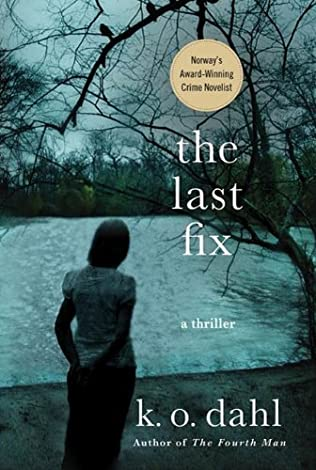 book cover of The Last Fix