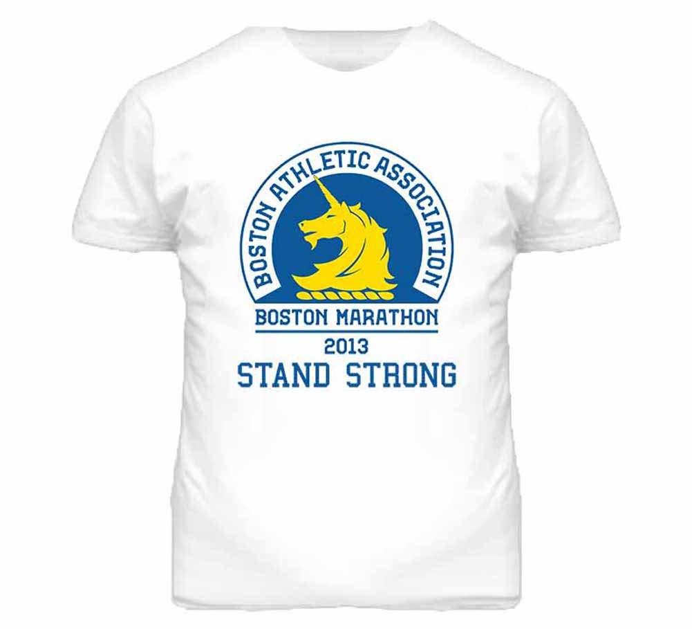 Tshirt Bandits S Boston Stand Strong T Shirt