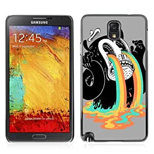 YOYOSHOP [Funny Abstract Monster] Samsung Galaxy Note 3 Case