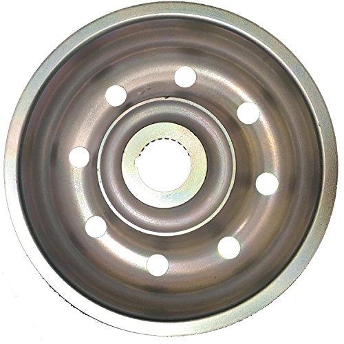- ATP Automotive Graywerks 102176 Engine Harmonic Balancer