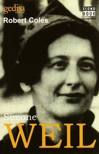 Descargar Libro Simone Weil ) Robert Coles