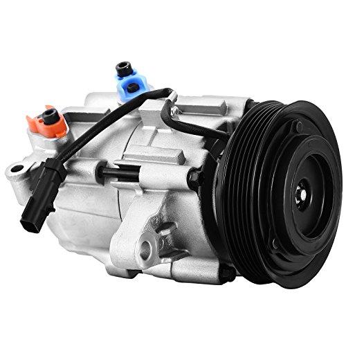 Jeep Air Conditioning Compressor - 5