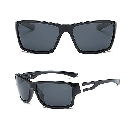 TENGGO Gafas De Sol Polarizadas HD Hombres Mujeres Conducción Sombras Anti-Reflejo Uv400 Gafas De