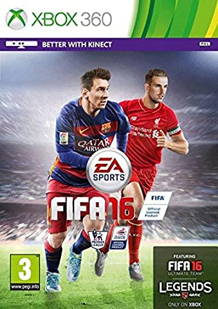 Electronic Arts Fifa 16 Xbox 360 Basico Xbox 360 Ingles Video