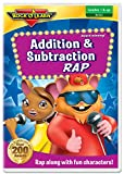 Addition & Subtraction Rap DVD by Rock 'N Learn