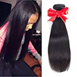 Virgin Hair Straight Bundle Deals Brazilian Human Hair Bundles Straight Human Hair Weave Natural Color Soft And No Smell (10)