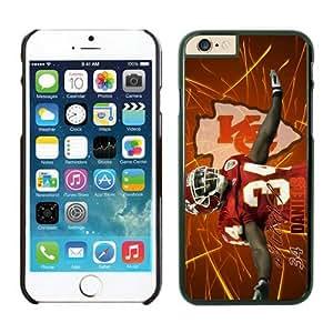 Kansas City Chiefs Travis Daniels Case For iPhone 6 Black 4.7 inches