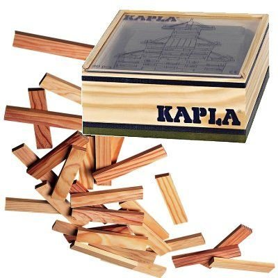 Kapla Green 40 pieces by KAPLA -  3304622