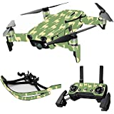 MightySkins Skin For DJI Max Coverage - Llama | Protective, Durable, and Unique Vinyl Decal wrap cover | Easy To Apply, Remove, and Change Styles | Made in the USA