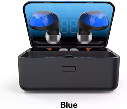 iFlymisi Auriculares Bluetooth, ES01 5.0 Touch Auriculares