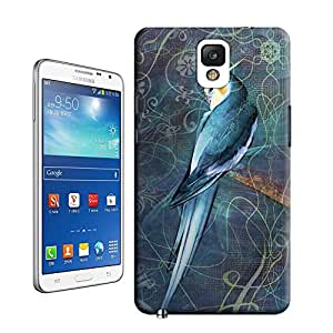 BY SHICASE Cute Cockatiel Cool Designed Brand New Samsung Galaxy Note3 Defender Case
