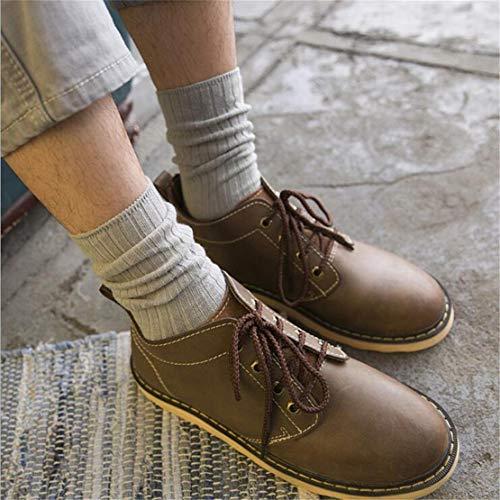 Donna Moda Calzini Casuale Calze Contenitive Sport Cotone Antiscivolo Corta Donne 5 Invernali Autoreggenti Calza Jasbo Sock Morbido Nero f6Oxw4qqS