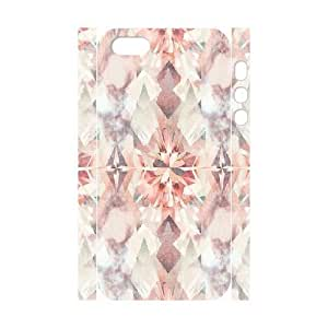 3D IPhone 5,5S Cases the Art of Fire, IPhone 5,5S Cases Fire, [White] by paywork