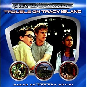 Thunderbirds: Trouble on Tracy Island