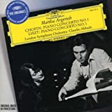 Chopin, Liszt: Piano Concertos / Martha Argerich, London Symphony Orchestra
