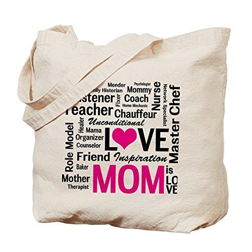 CafePress Tote Bag-Do ogni mamma, compleanno, festa della mamma, borsa