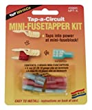 WirthCo 30800 Battery Doctor Fuse Tap Kit for Mini Fuses (Quantity 6)