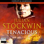Tenacious: Thomas Kydd, Book 6 | Julian Stockwin