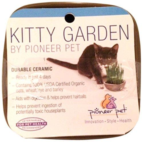 Pioneer Pet Ceramic Kitty's (Ceramic Grass)