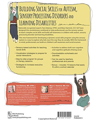 Workbook body image therapy worksheets : Building Social Skills for Autism, Sensory Processing Disorders ...