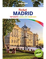 Lonely Planet Pocket Madrid 4th Ed.: 4th Edition