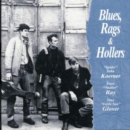 Price comparison product image Blues Rags & Hollers by Koerner (1995-03-21)