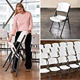 LIFETIME Commercial Grade Folding Chair, 4