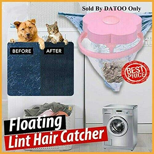 DATOO 2019 LaundryLint & Pet Hair Remover (2Pcs) (Best Top Load Washer And Dryer Sets 2019)