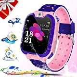 Kids Smartwatch, Zeekeer Music Game SOS Smart Watch for Kids with Music Player/SIM