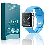 Apple Watch Series 1 Screen Protector (6-Pack), IQ Shield Matte Full Coverage Anti-Glare Screen Protector for Apple Watch Series 1 (38mm) Bubble-Free Film