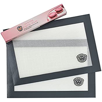 Amazon Com Velesco Silicone Baking Mat For Toaster Oven