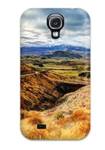 Awesome Design Alpine Road Hard Case Cover For Galaxy S4