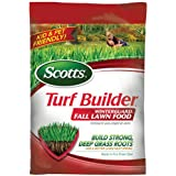 Scotts Turf Builder Lawn Food - WinterGuard Fall Lawn Food, 5,000-sq ft (Lawn Fertilizer)  (Not Sold in Pinellas County, FL)