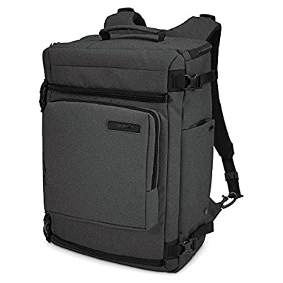 Pacsafe Z25-Charcoal Camsafe Carrying Case for Cameras (Charcoal) from Pacsafe