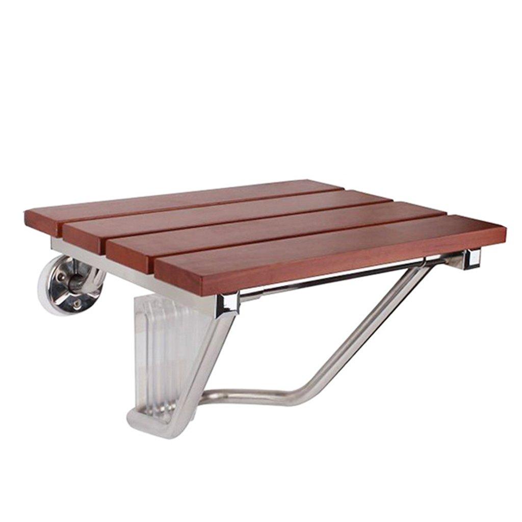 【正規品質保証】 ソリッドウッドシャワーチェアバスルームのスツール|ウォールシーウォールチェアバスルームの変更シューズチェア折り畳み式のバスルームのスツール B07GDLXHZY 30 Brown*25.8 30*25.8*29cm*29cm Brown B07GDLXHZY, オーダーメイド棚板FUNAKI:6f0e7fd8 --- garagegrands.com