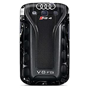 samsung galaxy s3 Top Quality mobile phone back case skin Popular v8 audi rs4