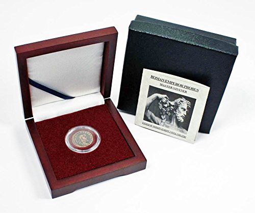 Probus: Father Of Modern Europe's Wine Industry Coin, Beautiful Box & Certificate.