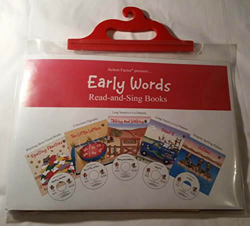 Sing Your Way Through Phonics: Early Words