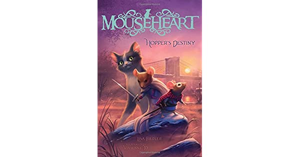 Amazon.com: Hoppers Destiny (2) (Mouseheart) (9781481420907 ...