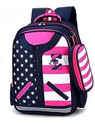 MATMO Reduce Burden Children Students School Bag Kids Backpack for Boys Girls