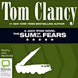 Front cover for the book The Sum of All Fears by Tom Clancy