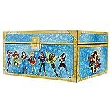 DC Super Hero Girls 21 Piece Dress-Up Trunk
