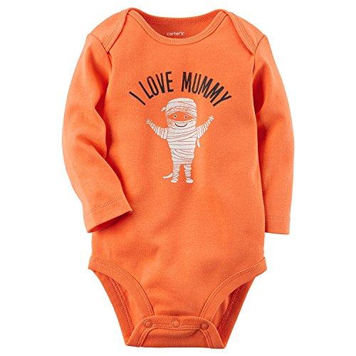 Carters Unisex Baby Halloween Collectible Bodysuit, Newborn, -