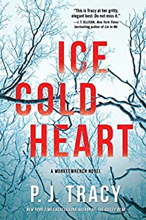 Book Cover: Ice Cold Heart: A Monkeewrench Novel
